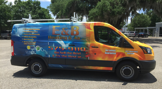 Precision Signs Vehicle Wraps Vehicle Wraps In